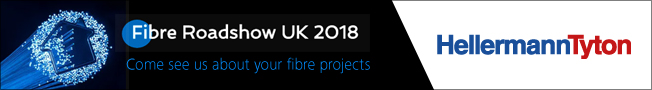 HellermannTyton are going to be at Fibre Roadshow UK 2018 at We The Curious in Bristol
