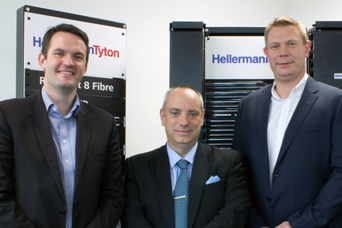 HellermannTyton welcomes Local Ful Fibre Networks Team