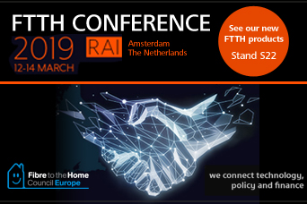 FTTH Conference 2019 - Amsterdam