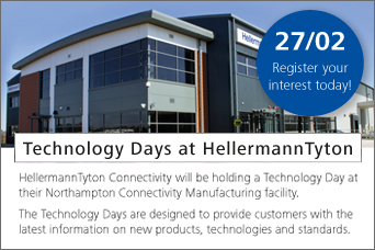 27th February - Technology Days at HellermannTyton