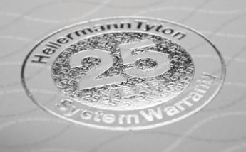 25 Year System Warranty from HellermannTyton