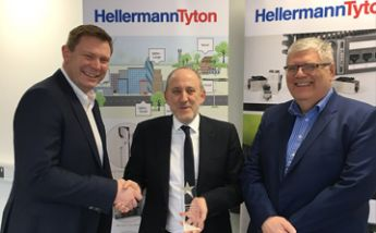 HellermannTyton Distributor of the Year 2017