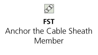 FST Anchor the Cable Strength Member