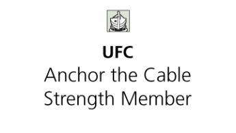 UFC Anchor the Cable Strength Member